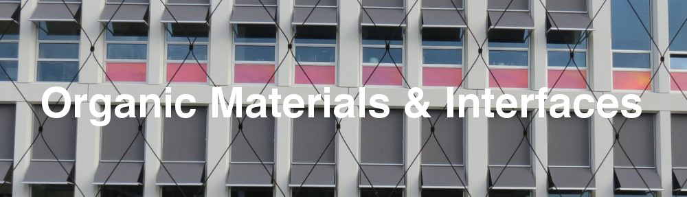 Organic Materials & Interfaces